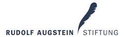 Logo Rudolf Augstein Stiftung